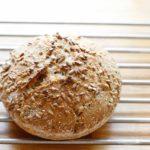 Langtidshevd brød med lite gjær