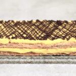 Gul kake uten melk (suksessterte)