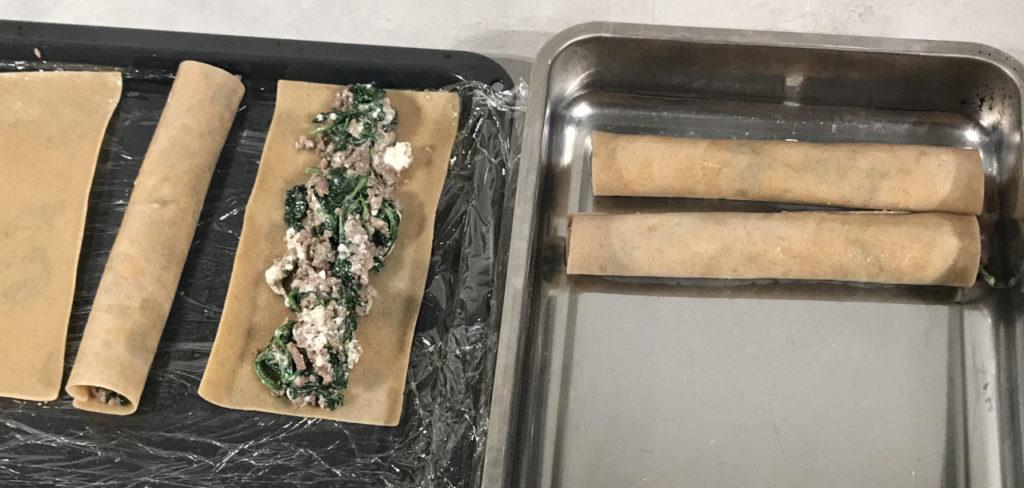 Cannelloni uten melk