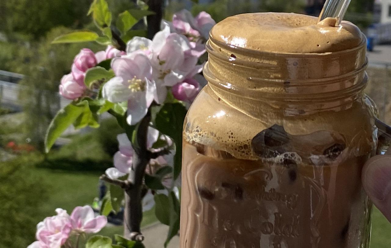 Dalgonakaffe uten melk